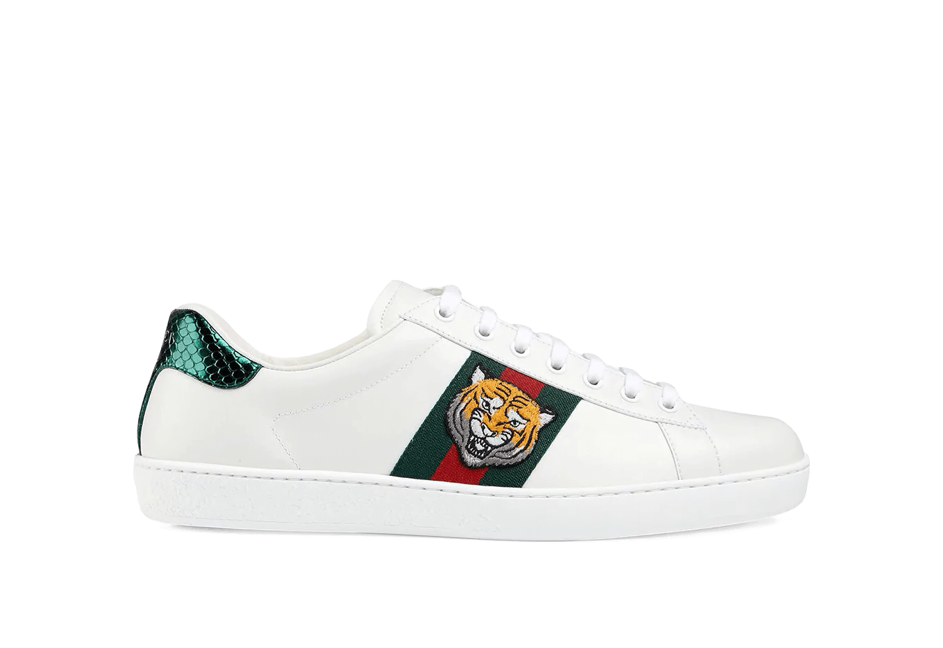 Buy New Gucci     Tiger Appliqued