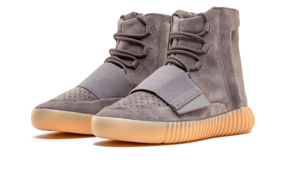 How to get Cheap Adidas Yeezy Boost 750 Light Grey / Gum