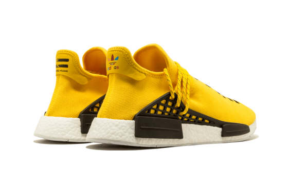 Order The best Human Race Adidas HU Yellow / PW sneakers