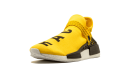 How to get New Human Race Adidas HU Yellow / PW shoes
