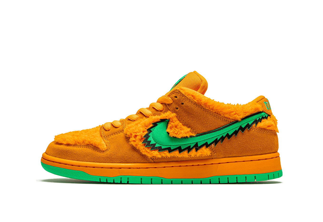 Buy New Nike     Grateful Dead - Orange Bear
