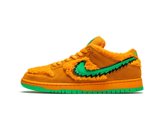 SB DUNK LOW Grateful Dead - Orange Bear