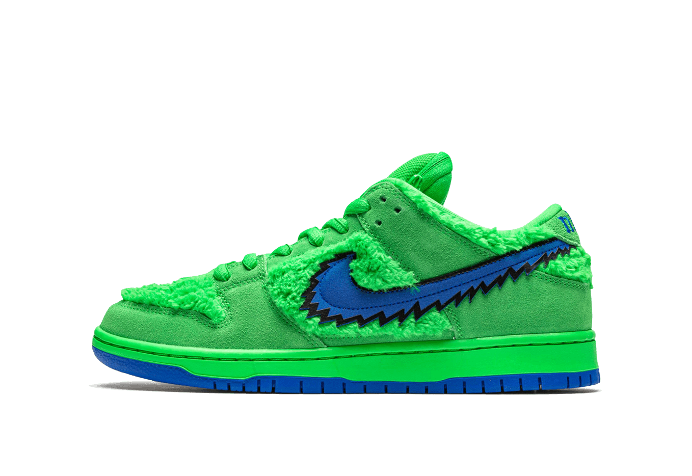 Buy New Nike     Grateful Dead - Green Bear