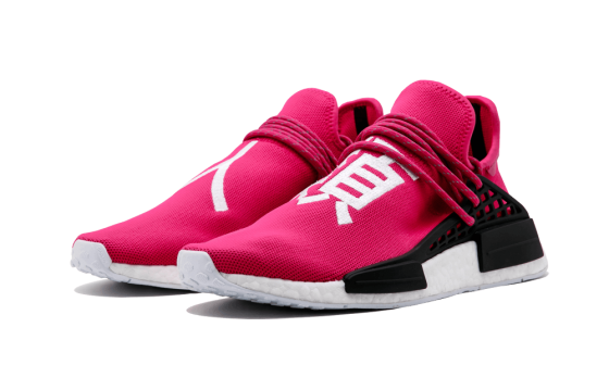 How to get Human Race Adidas HU Shock Pink / PW shoes