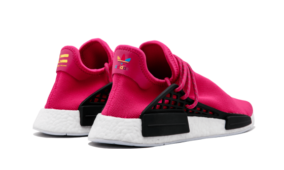 How to get Human Race Adidas HU Shock Pink / PW sneakers