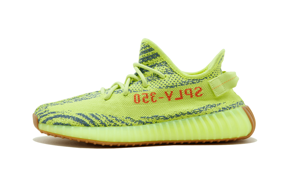 $195 Perfect Adidas Yeezy Boost 350 V2 Semi Frozen Yellow Free Shipping Worldwide sneakers