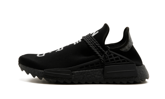 Adidas x Pharrell Williams NMD Human Race TRAIL NERD Black