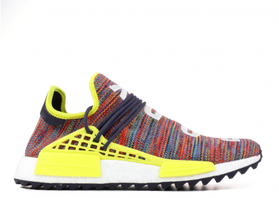 The best Human Race Adidas HU Trail Multicolor / PW sneakers