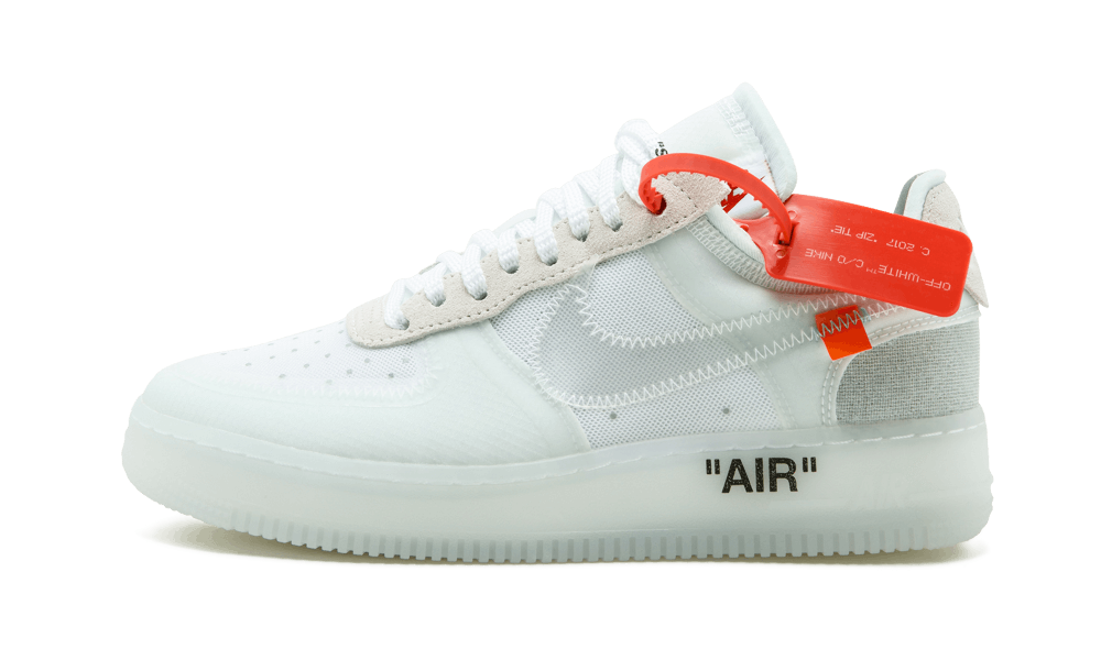 Buy Womens Nike Off-White    Air Force 1 Low / OW shoes online