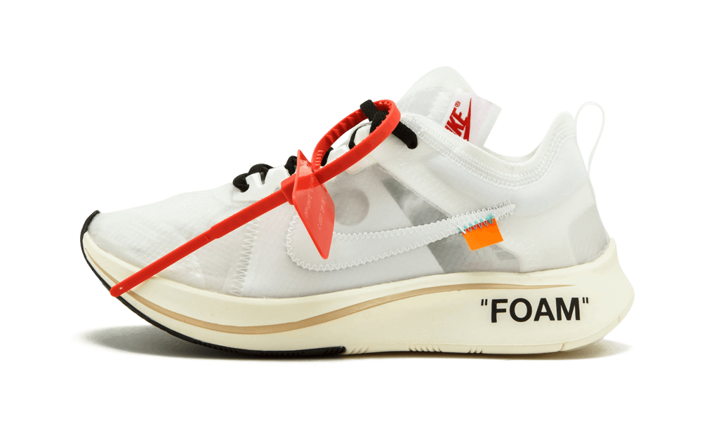 $195 Perfect Nike Off-White Zoom Fly / OW Free Shipping via DHL snkrs