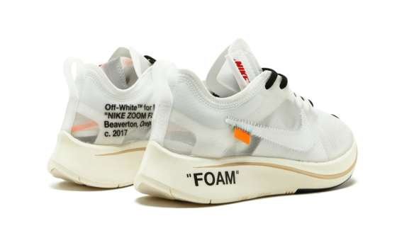 Nike x Off White Zoom Fly WHITE