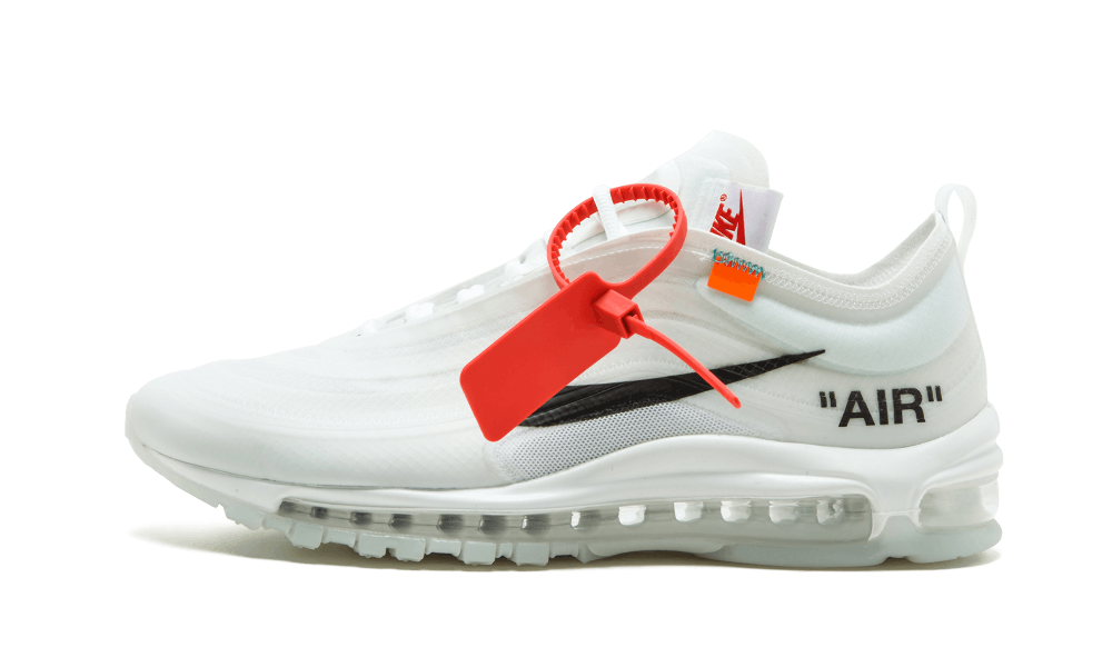 Order Your size Nike Off-White Air Max 97 OG / OW sneakers online
