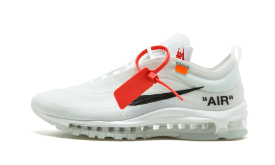 For sale New Nike Off-White Air Max 97 OG / OW shoes