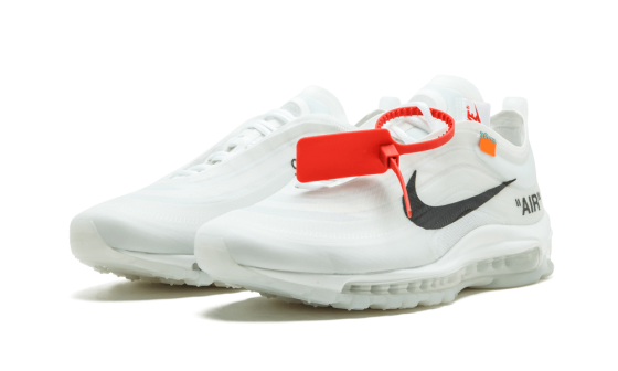 Price of Womens Nike Off-White Air Max 97 OG / OW sneakers online