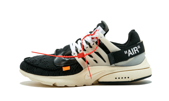 Nike x Off White Air Presto BLACK/WHITE