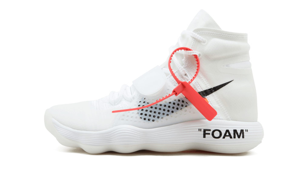 How to get Cheap Nike Off-White Air Hyperddunk / OW sneakers