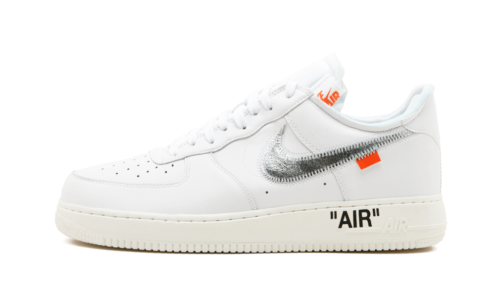 $195 Perfect Nike Off-White Air Force 1 07 / OW Free Shipping Worldwide shoes