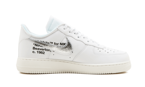Buy Your size Nike Off-White Air Force 1 07 / OW sneakers