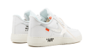 Nike x Off White Air Force 1 07 WHITE