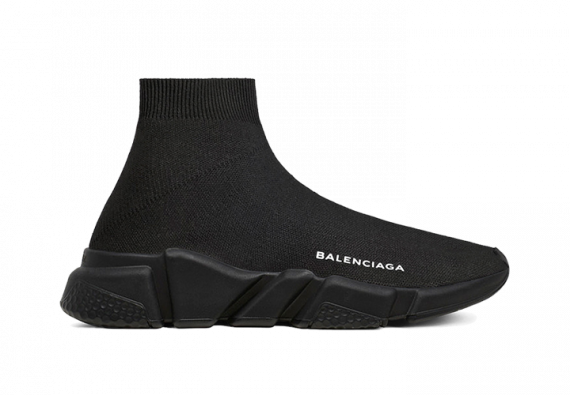 BALENCIAGA SPEED RUNNER MID BLACK