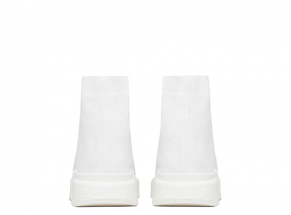 Price of Cheap Balenciaga Speed Trainers Mid White sneakers online