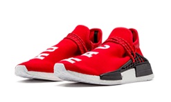 $195 Perfect Human Race Adidas HU Shock Pink / PW Free Shipping Worldwide new