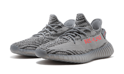 $235 Perfect Adidas Yeezy Boost 750 Gray / White Free Shipping via DHL store